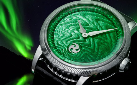 Norrsken - Northern lights on your wrist
