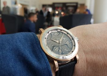 Baselworld 2018 Varing viking watch
