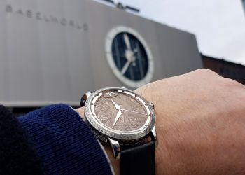 Baselworld 2018 cold arrival